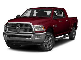 Deep Cherry Red Crystal Pearlcoat 2014 Ram 3500 Pictures 3500 Mega Cab Longhorn 2WD photos front view
