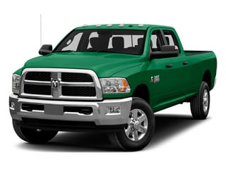 Bright Green 2014 Ram Truck 3500 Pictures 3500 Crew Cab SLT 2WD photos front view