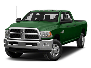 Tree Green 2014 Ram Truck 3500 Pictures 3500 Crew Cab SLT 2WD photos front view