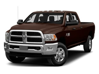 Western Brown 2014 Ram Truck 3500 Pictures 3500 Crew Cab Longhorn 4WD photos front view