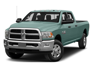Light Green 2014 Ram Truck 3500 Pictures 3500 Crew Cab SLT 2WD photos front view