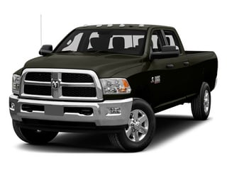 Black Gold Pearlcoat 2014 Ram Truck 3500 Pictures 3500 Crew Cab SLT 2WD photos front view