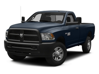 True Blue Pearlcoat 2014 Ram 3500 Pictures 3500 Regular Cab SLT 4WD photos front view