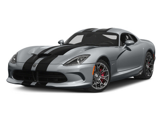 Billet Silver Metallic Clearcoat 2014 Dodge SRT Viper Pictures SRT Viper 2 Door Coupe photos front view