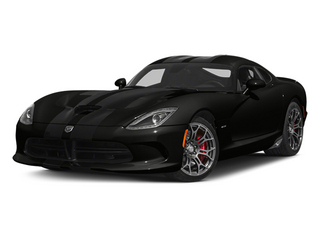 Venom Black Clearcoat 2014 Dodge SRT Viper Pictures SRT Viper 2 Door Coupe photos front view