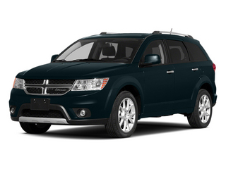 Fathom Blue Pearlcoat 2014 Dodge Journey Pictures Journey Utility 4D Crossroad AWD photos front view