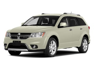Pearl White Tri-Coat 2014 Dodge Journey Pictures Journey Utility 4D Crossroad AWD photos front view