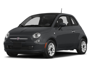 Granito Lucente (Granite Crystal) 2014 FIAT 500 Pictures 500 Hatchback 3D Pop I4 photos front view
