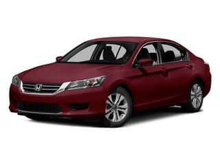 Basque Red Pearl II 2014 Honda Accord Sedan Pictures Accord Sedan 4D LX I4 photos front view