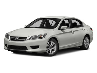 White Orchid Pearl 2014 Honda Accord Sedan Pictures Accord Sedan 4D LX I4 photos front view