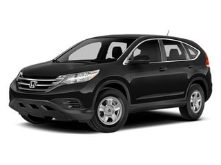 Crystal Black Pearl 2014 Honda CR-V Pictures CR-V Utility 4D LX 2WD I4 photos front view
