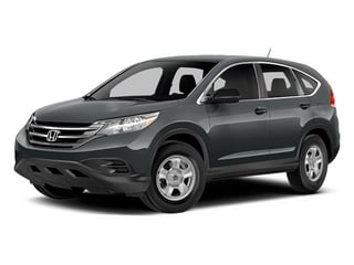 Polished Metal Metallic 2014 Honda CR-V Pictures CR-V Utility 4D LX 2WD I4 photos front view