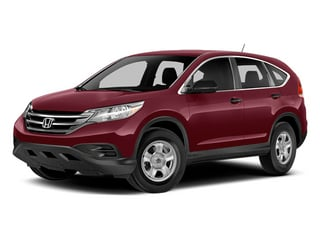 Basque Red Pearl II 2014 Honda CR-V Pictures CR-V Utility 4D LX 2WD I4 photos front view