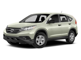 White Diamond Pearl 2014 Honda CR-V Pictures CR-V Utility 4D LX 2WD I4 photos front view