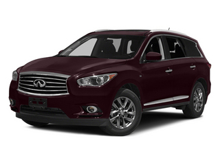 Midnight Garnet 2014 INFINITI QX60 Pictures QX60 Utility 4D 2WD V6 photos front view