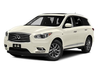 Moonlight White 2014 INFINITI QX60 Pictures QX60 Utility 4D AWD V6 photos front view