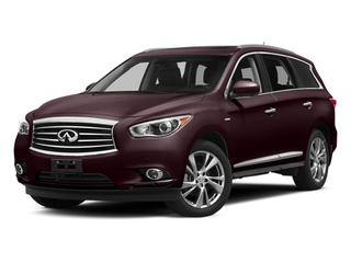 Midnight Garnet 2014 INFINITI QX60 Pictures QX60 Utility 4D Hybrid AWD I4 photos front view