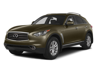 Umbria Twilight 2014 INFINITI QX70 Pictures QX70 Utility 4D AWD V8 photos front view