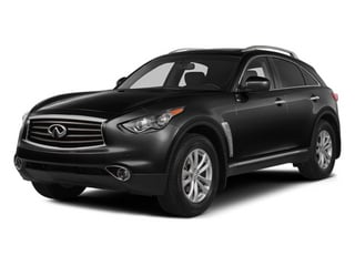 Black Obsidian 2014 INFINITI QX70 Pictures QX70 Utility 4D AWD V6 photos front view