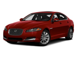 Italian Racing Red 2014 Jaguar XF Pictures XF Sedan 4D I4 Turbo photos front view