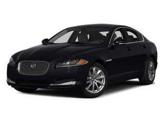 Ultimate Black Metallic 2014 Jaguar XF Pictures XF Sedan 4D I4 Turbo photos front view