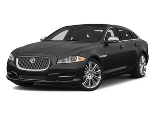 Ebony 2014 Jaguar XJ Pictures XJ Sedan 4D L Portolio V6 photos front view