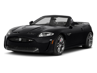 Ultimate Black Metallic 2014 Jaguar XK Pictures XK Convertible 2D XKR-S V8 Supercharged photos front view