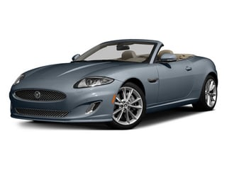 Satellite Gray Metallic 2014 Jaguar XK Pictures XK Convertible 2D Touring V8 photos front view
