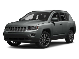Mineral Gray Metallic Clearcoat 2014 Jeep Compass Pictures Compass Utility 4D Altitude 4WD photos front view