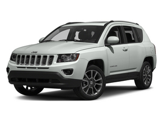 Bright White Clearcoat 2014 Jeep Compass Pictures Compass Utility 4D Altitude 4WD photos front view