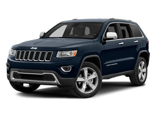 True Blue Pearlcoat 2014 Jeep Grand Cherokee Pictures Grand Cherokee Utility 4D Limited Diesel 2WD photos front view