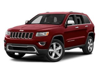 Deep Cherry Red Crystal Pearlcoat 2014 Jeep Grand Cherokee Pictures Grand Cherokee Utility 4D Limited Diesel 4WD photos front view