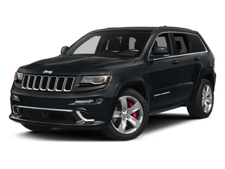 Maximum Steel Metallic Clearcoat 2014 Jeep Grand Cherokee Pictures Grand Cherokee Utility 4D SRT-8 4WD photos front view