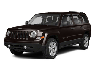 Rugged Brown Pearlcoat 2014 Jeep Patriot Pictures Patriot Utility 4D Limited 2WD photos front view