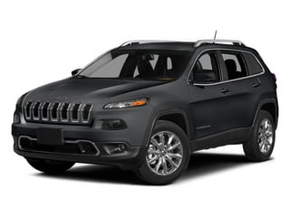 Granite Crystal Metallic Clearcoat 2014 Jeep Cherokee Pictures Cherokee Utility 4D Limited 4WD photos front view