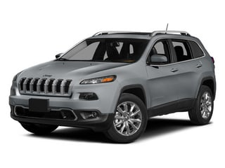 Billet Silver Metallic Clearcoat 2014 Jeep Cherokee Pictures Cherokee Utility 4D Latitude 4WD photos front view
