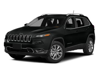 Brilliant Black Crystal Pearlcoat 2014 Jeep Cherokee Pictures Cherokee Utility 4D Sport 4WD photos front view