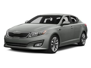 Titanium Silver 2014 Kia Optima Pictures Optima Sedan 4D SX Limited I4 Turbo photos front view