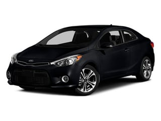 Aurora Black 2014 Kia Forte Koup Pictures Forte Koup Coupe 2D EX I4 photos front view