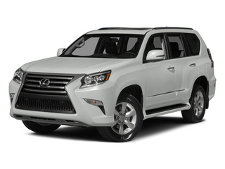 Starfire Pearl 2014 Lexus GX 460 Pictures GX 460 Utility 4D Luxury 4WD V8 photos front view