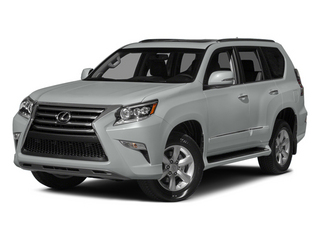 Tungsten Pearl 2014 Lexus GX 460 Pictures GX 460 Utility 4D Luxury 4WD V8 photos front view