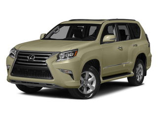 Satin Cashmere Metallic 2014 Lexus GX 460 Pictures GX 460 Utility 4D Luxury 4WD V8 photos front view
