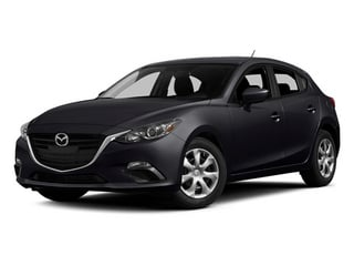 Meteor Gray Mica 2014 Mazda Mazda3 Pictures Mazda3 Wagon 5D i GT I4 photos front view