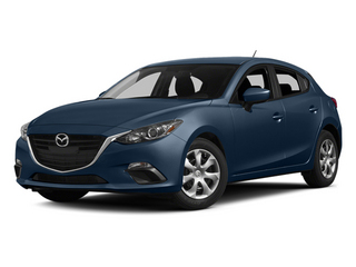 Blue Reflex Mica 2014 Mazda Mazda3 Pictures Mazda3 Wagon 5D i GT I4 photos front view