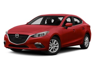 Soul Red Metallic 2014 Mazda Mazda3 Pictures Mazda3 Sedan 4D s Touring I4 photos front view