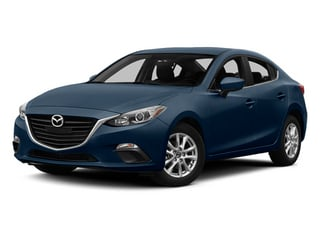 Blue Reflex Mica 2014 Mazda Mazda3 Pictures Mazda3 Sedan 4D s Touring I4 photos front view