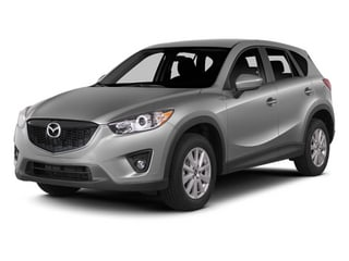 Liquid Silver Metallic 2014 Mazda CX-5 Pictures CX-5 Utility 4D GT 2WD I4 photos front view