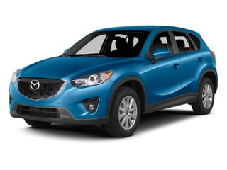 Sky Blue Mica 2014 Mazda CX-5 Pictures CX-5 Utility 4D GT 2WD I4 photos front view