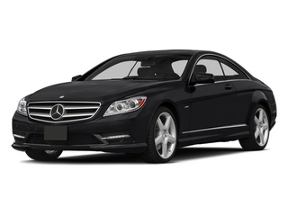 Black 2014 Mercedes-Benz CL-Class Pictures CL-Class Coupe 2D CL550 AWD V8 Turbo photos front view