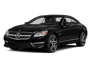 Magnetite Black Metallic 2014 Mercedes-Benz CL-Class Pictures CL-Class Coupe 2D CL63 AMG V8 Turbo photos front view
